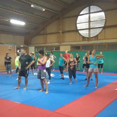 1er cours 2016 2017 BODY KARATE