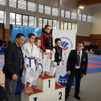Coupe KATA ELITE - 20/01/19