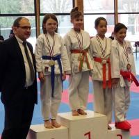 Lielou Cottin - médaille d'argent