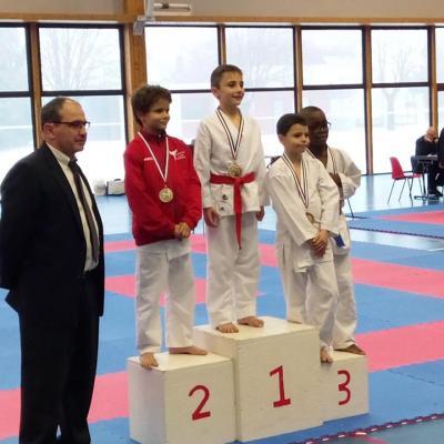 Arthur Lora-Ronco - médaille d'argent
