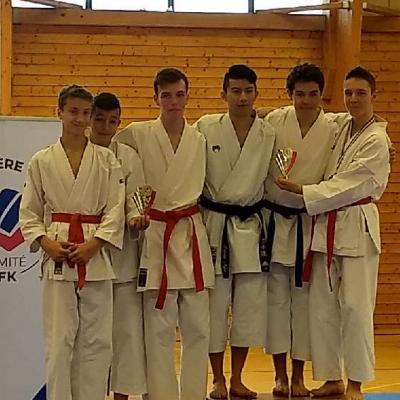 Championnat dpt kata 5 11 2017