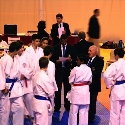 championnat Isère kata 09 11 2014