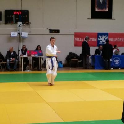Championnat KATA MCJS Lyon - 04 02 2018