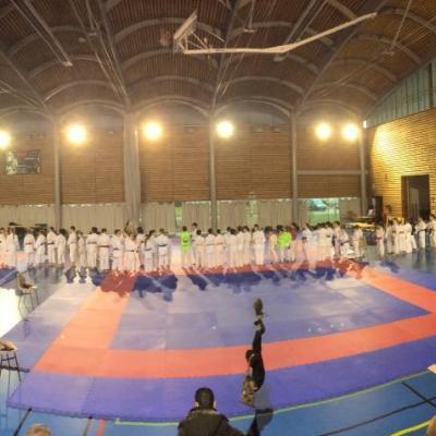 coupe de ligue kata PPB 6 12 2014