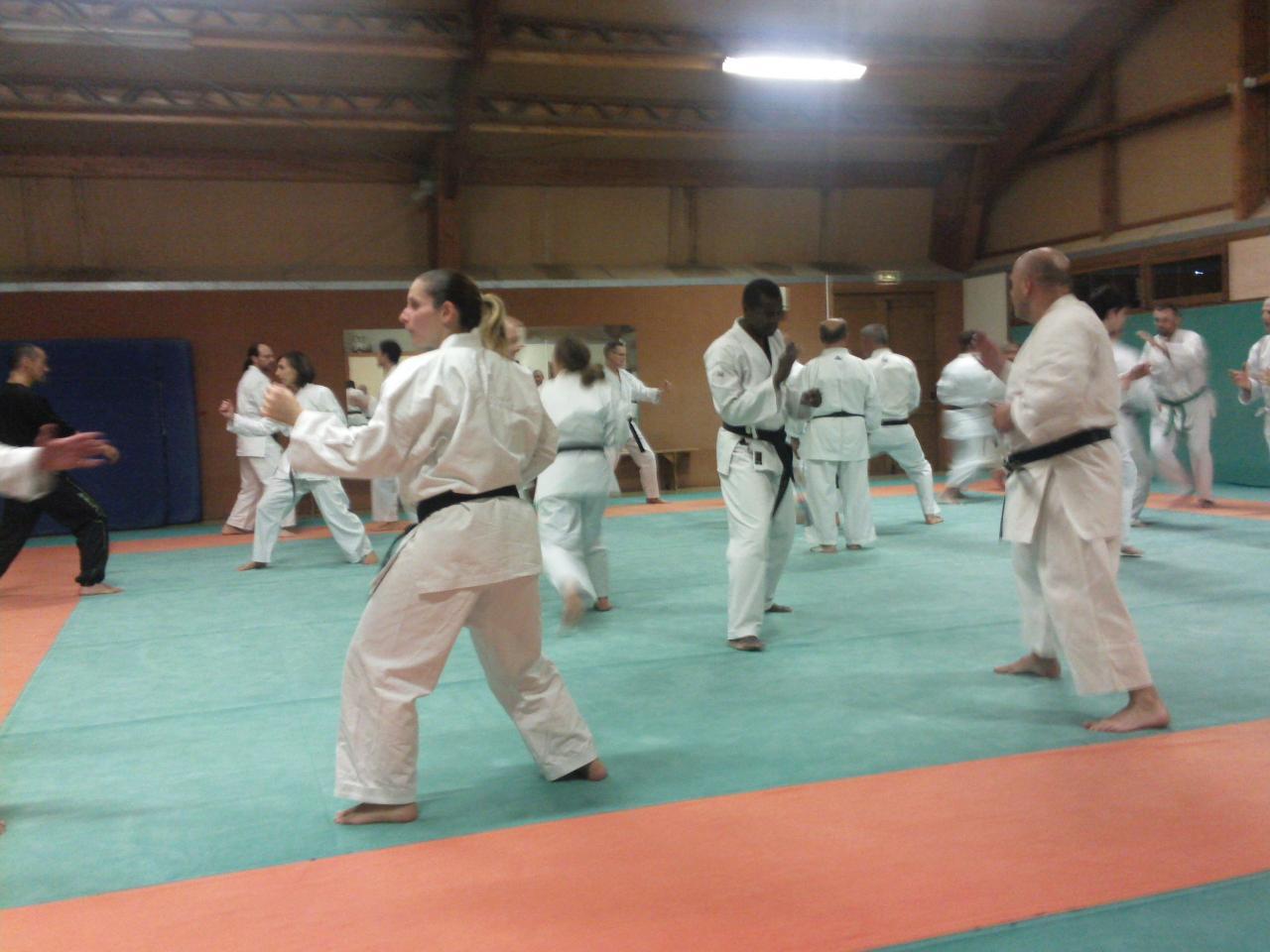 cours adultes avec Jo décembre 2012