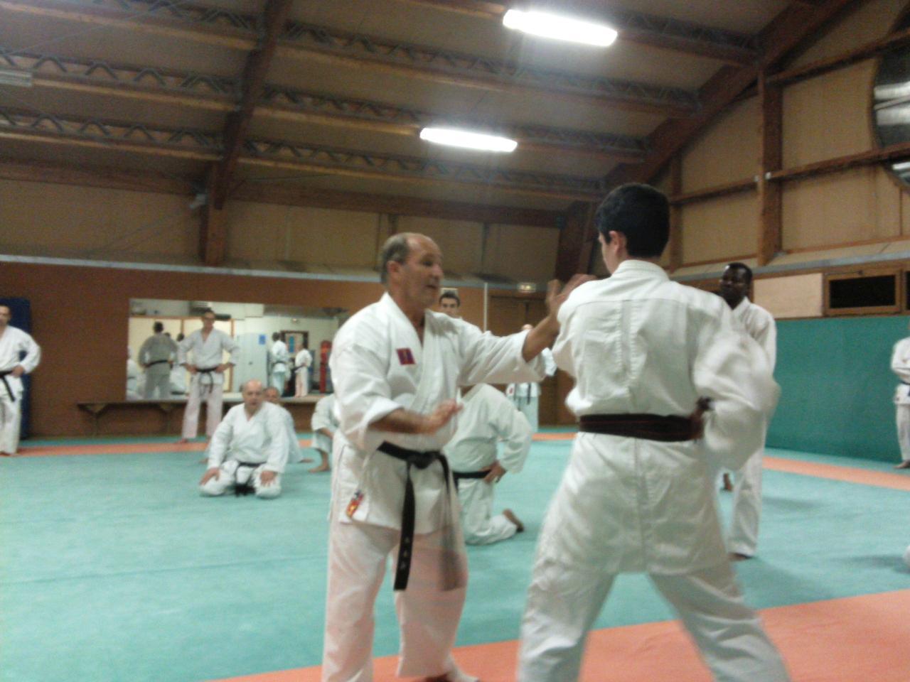 entraînement club kcv nov 2012