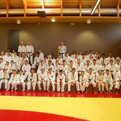 entraînement déptal 18 10 2016 kata combat