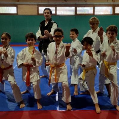 Groupe compétition KATA