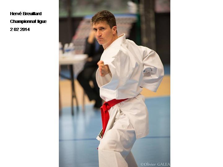 Hervé Breuillard  ligue 2 02 2014