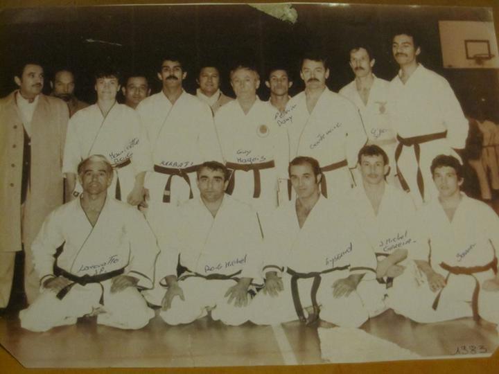 Jo en 1983