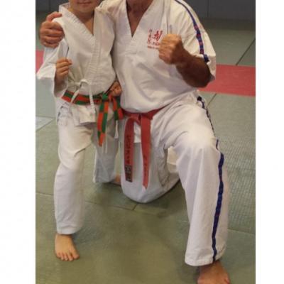 les experts avec les enfants au Master Class nov 2015. 4