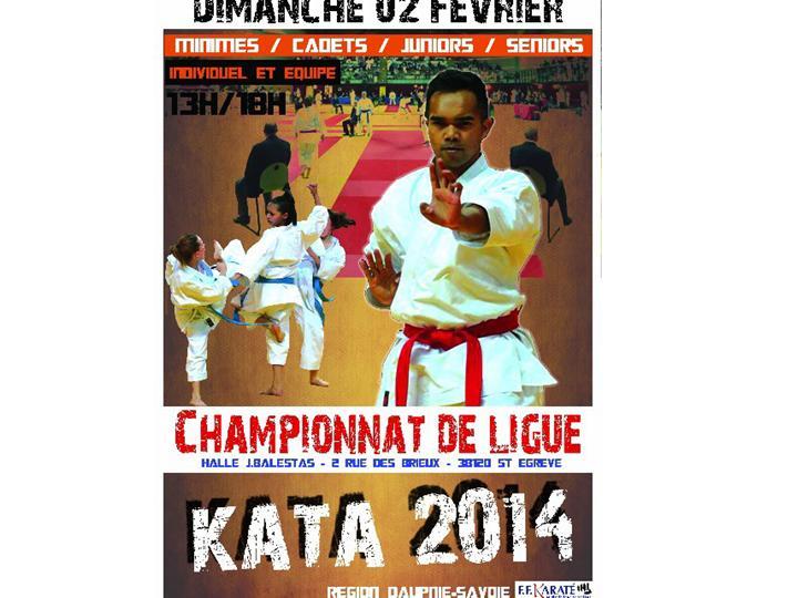 ligue MCJS KATA 2 02 2014