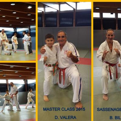 Master Class enfant 2015