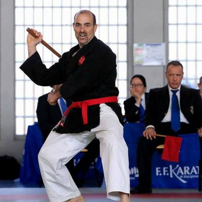 Pascal coupe de France kobudo 25 03 2017