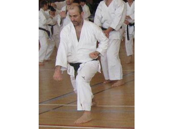 Pascal GUIDETTI obtient le 2ème dan 8 03 2013