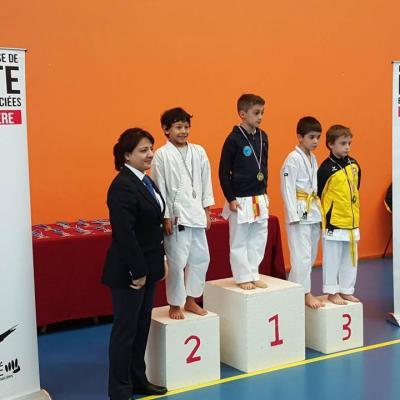 Paul médaille bronze coupe isere combat 29 11 2015. 2