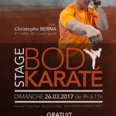 stage Christophe Berna 26 03 32017