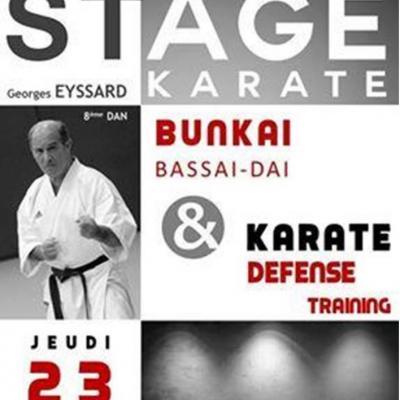 stage Jo Eyssard à St Ismier 23 03 2017